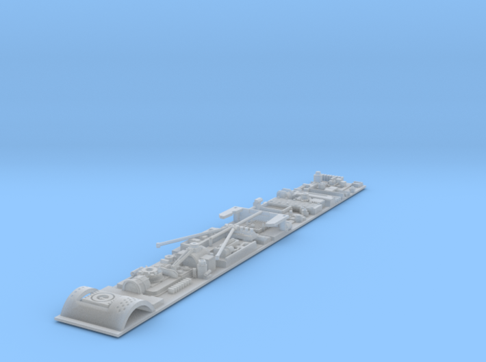 YT1300 HSBRO ANH SIDE WALL 1R 3d printed