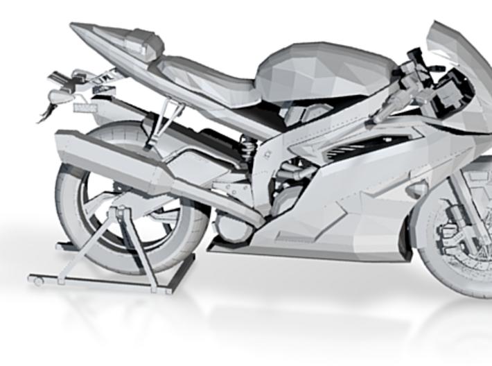 Ducati Bike 3d printed