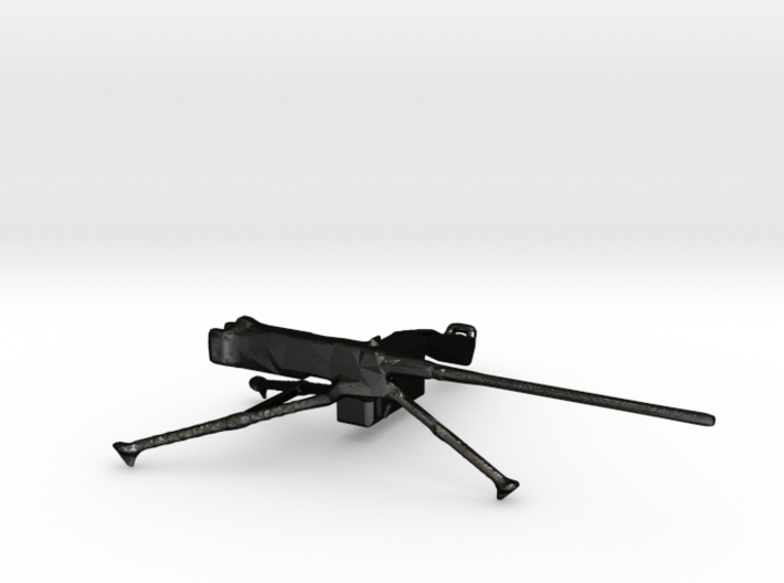 M2 Browning 50cal Tripod Mounted 1:35 Scale 3d printed