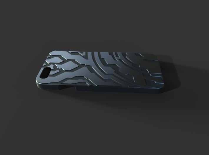 Iphone 6 Case (Halo/Tron Inspired) 3d printed