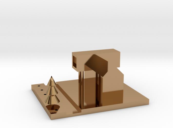 House Miniature 3d printed