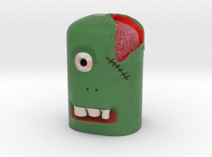 MiniMonstre - Zombro 3d printed