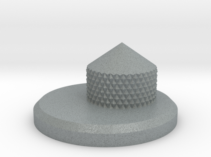 Pilot Chestbox Disk Assy 3d printed