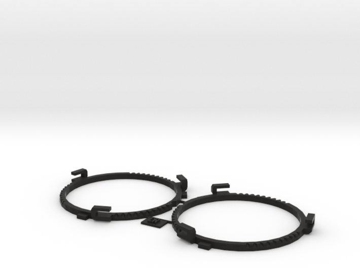 Lens Replacement Attachment | Oculus Rift DK2 3d printed