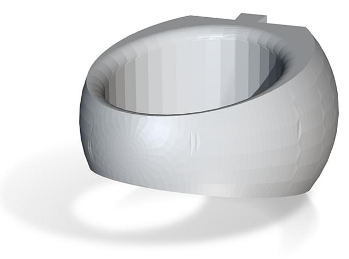gyurmalab_base_ring_01 3d printed