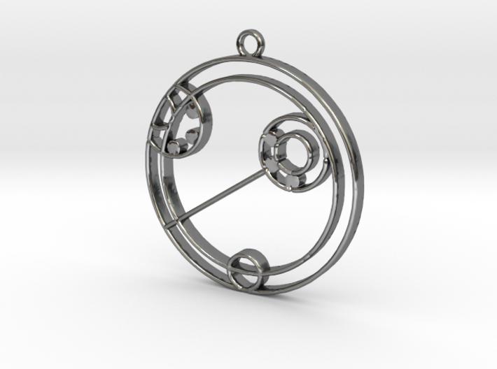 Eliza - Necklace 3d printed