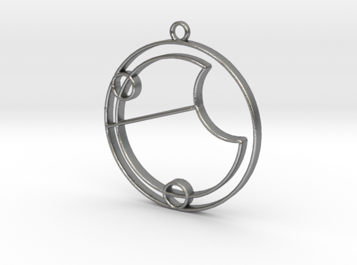 Eve - Necklace 3d printed