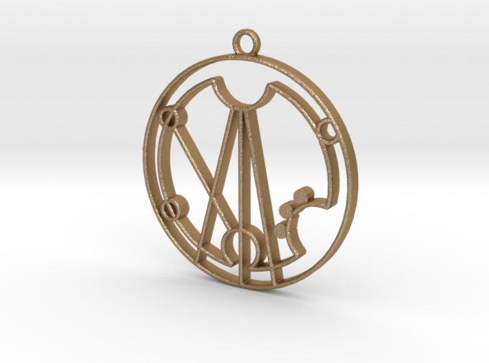 Gracie - Necklace 3d printed