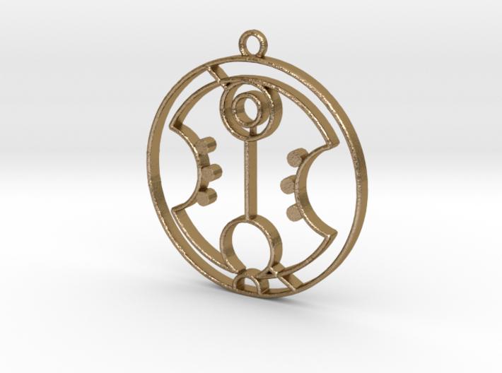 Harper - Necklace 3d printed