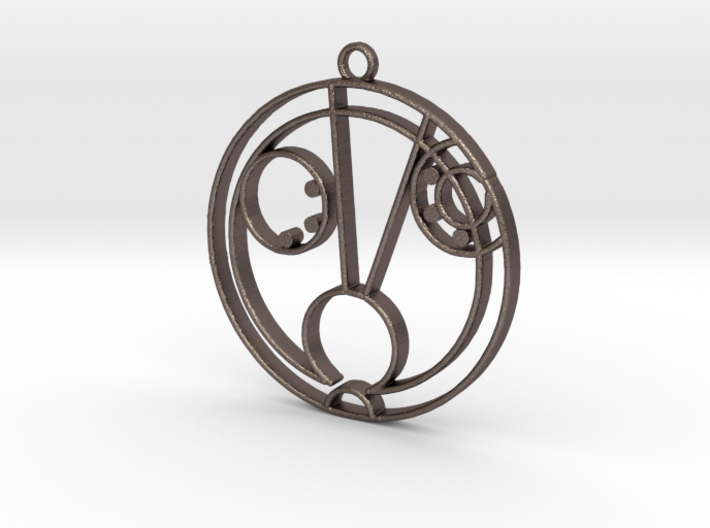 Hazel - Necklace 3d printed