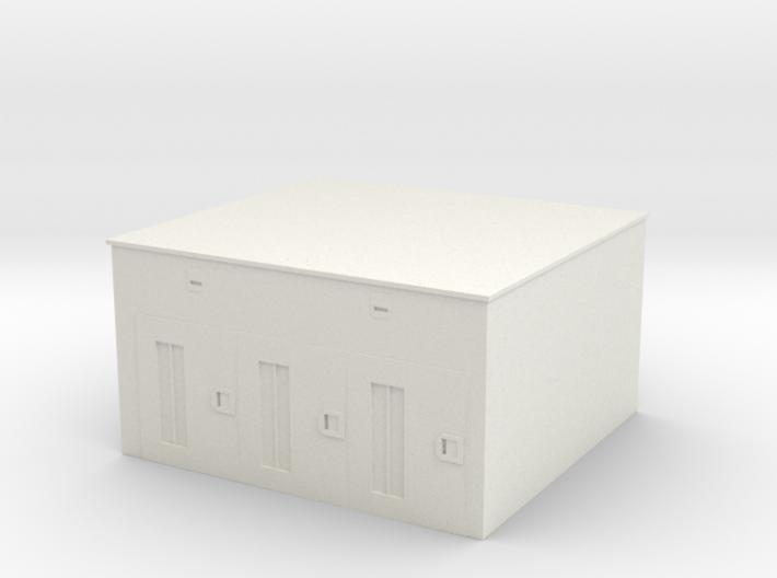 Dog Box 3d printed