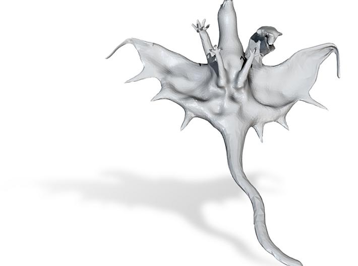 Europa alien 3d printed