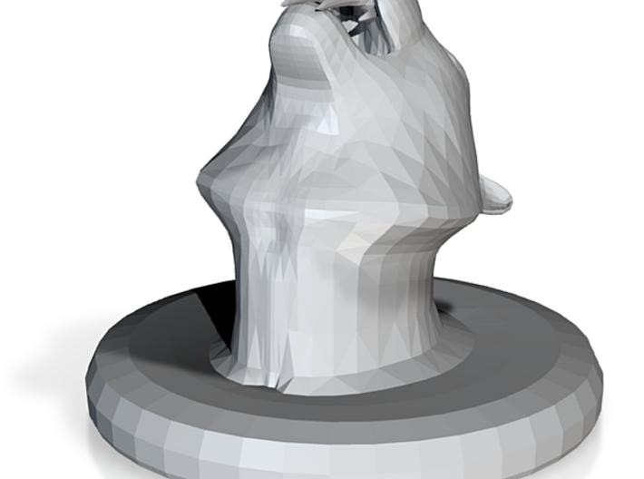 Saber Tooth_V02 3d printed