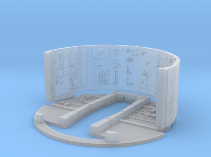 YT1300 HSBRO CABIN WALLS 3d printed