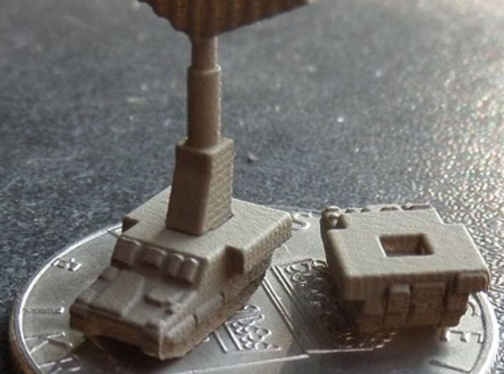 3mm CV90 Support Units (12 Pcs) 3d printed Photo courtesy of Benjamin Behrens