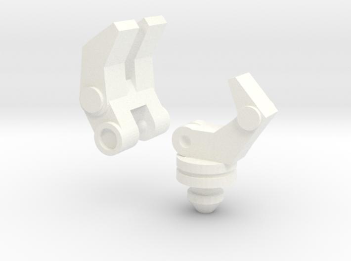 Horde Robot Hand Hurricane 3d printed