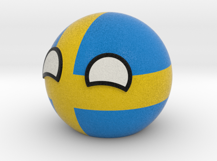 Swedenball 3d printed