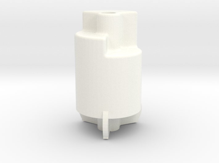 "3/4"" Scale Nathan 3 Chime Whistle 3d printed"