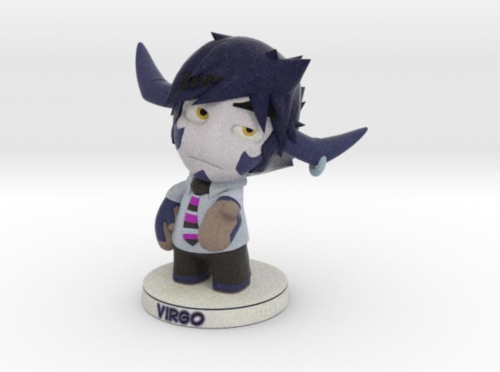 Virgo Toy 6CM 3d printed