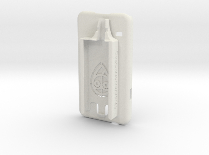 Galaxy S5 / Dexcom Case - NightScout or Share 3d printed Samsung Galaxy s5 and Dexcom case