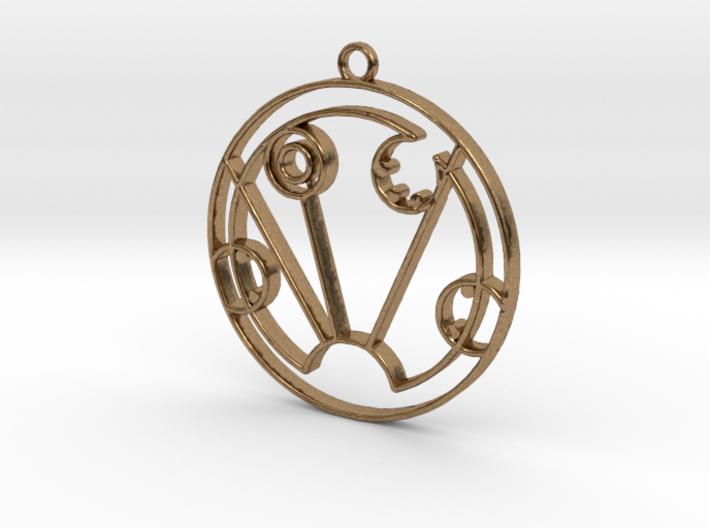 Sydney - Necklace 3d printed
