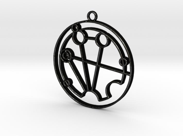 Stephanie - Necklace 3d printed