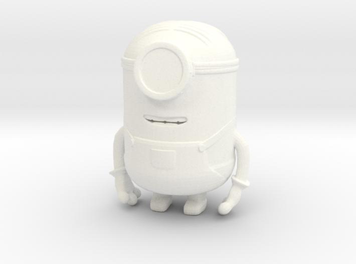 Minion Gru my favorite villain 3d printed