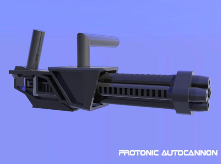 Super Generic Fun Defence Mega Boom Pack 3d printed