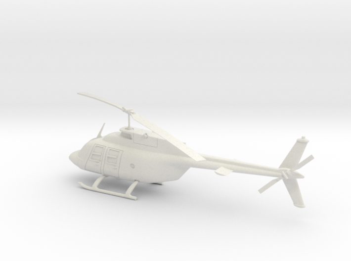 Multi-Purpose Utility Helicopter 3d printed
