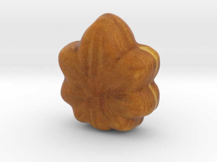 The Maple Manju 3d printed