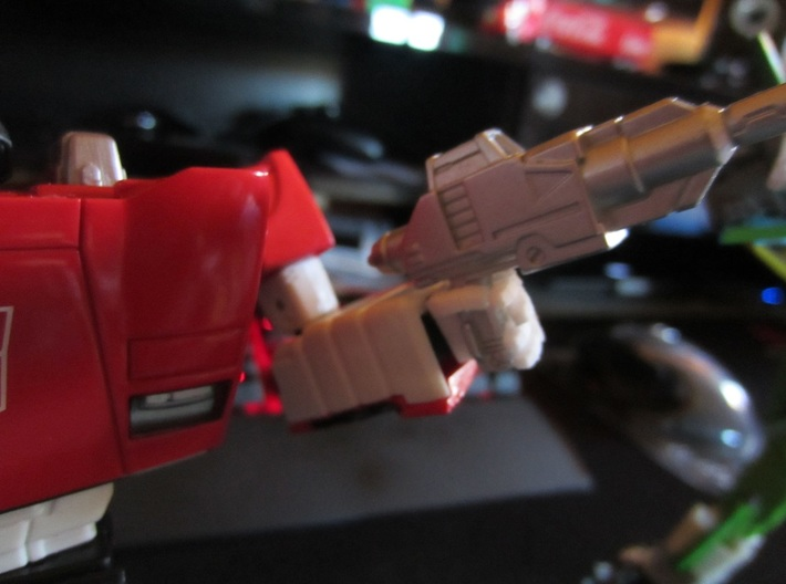 Generations Springer Semi-Articulated Hands 3d printed