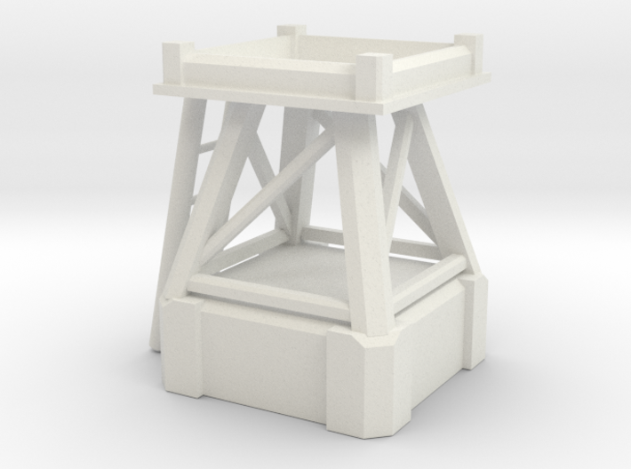 Clash of Clans Archer Tower 3d printed