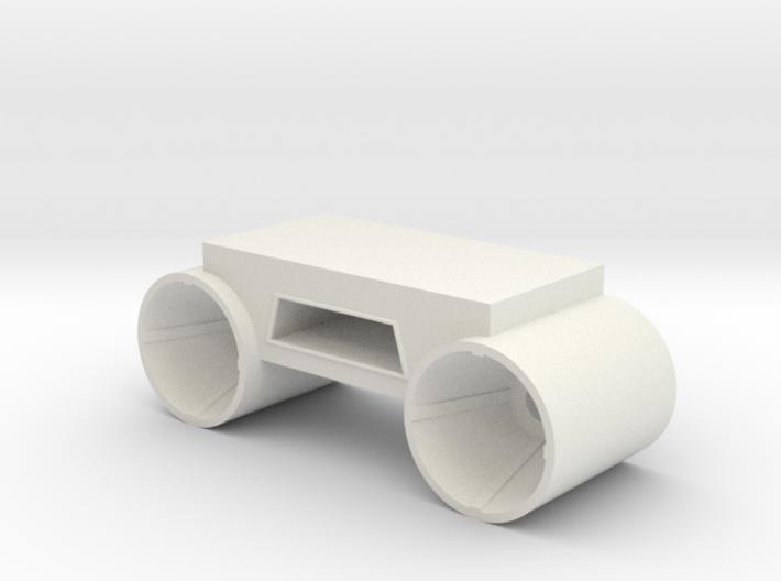 Stern Engines Port V0.1 3d printed