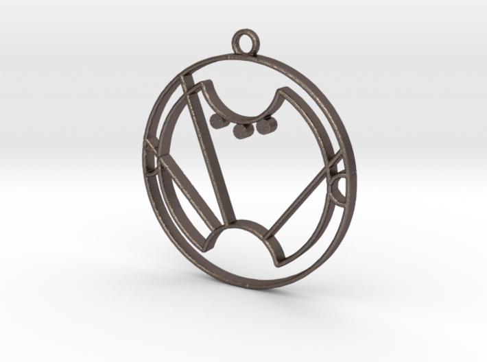 Sara - Necklace 3d printed