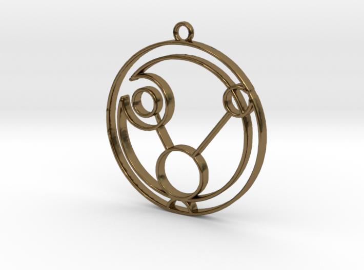Paige - Necklace 3d printed