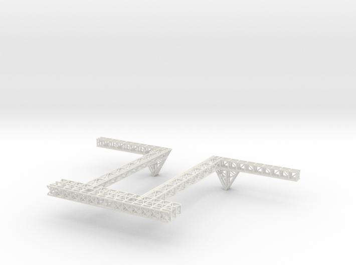 Stern Deck Upper Central V0.5 3d printed