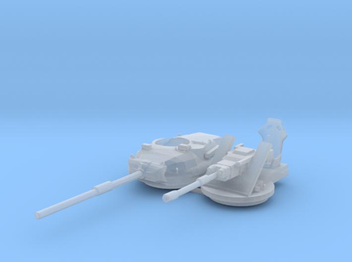Smooth Bigery-robo 3d printed