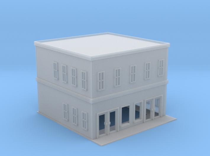 City Building 4 Series Z Scale 3d printed City Building 4 Z scale