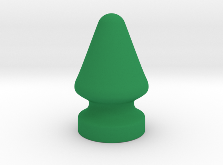 French Christmas Tree 3d printed