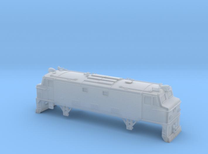Metropolitan Vickers B0-B0 Bodyshell HO scale 3d printed