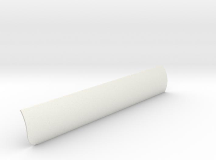 Heat Shield Port V0.1 3d printed
