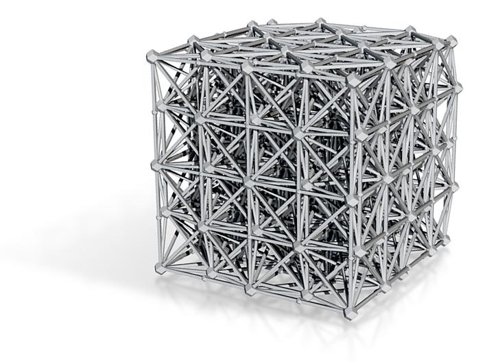 Hexadecachoric Honeycomb {3,3,4,3} 3d printed