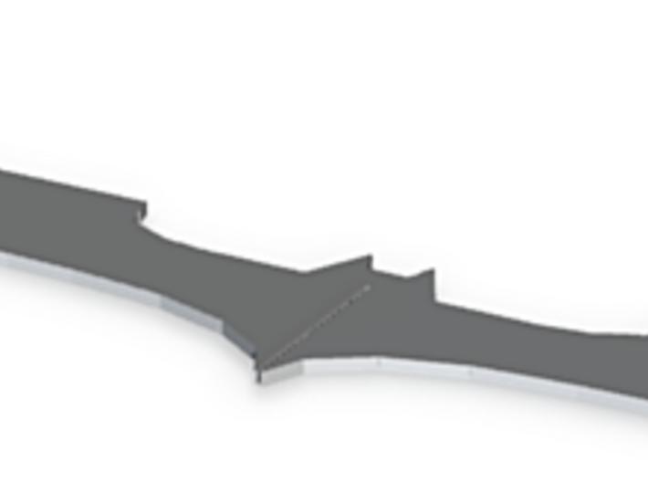 1/6 scale bat-dart 3d printed