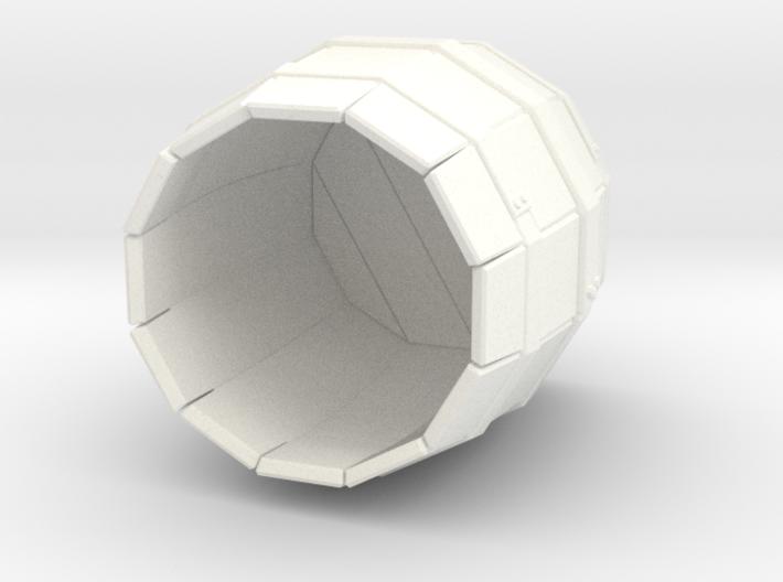 Tabletop Props - Open Barrel 3d printed