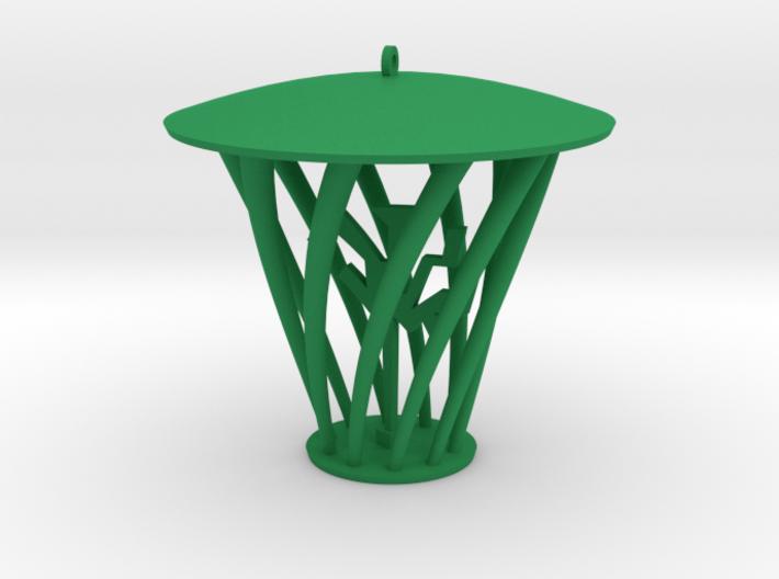 Hip Pendant 3d printed