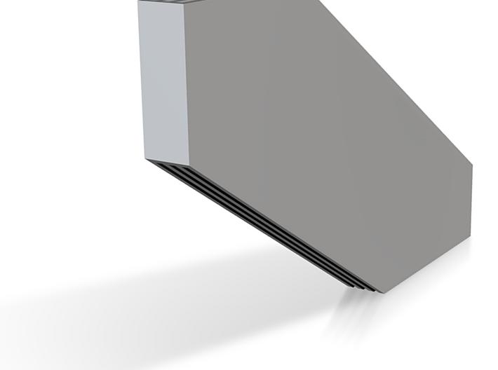 CreditCard wallet 3x 3d printed
