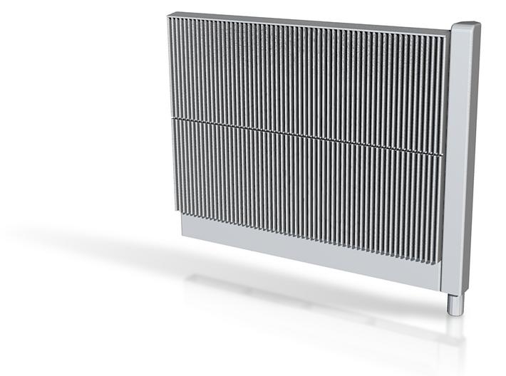 Beton-schallschutzwand mit Pfeiler 3d printed