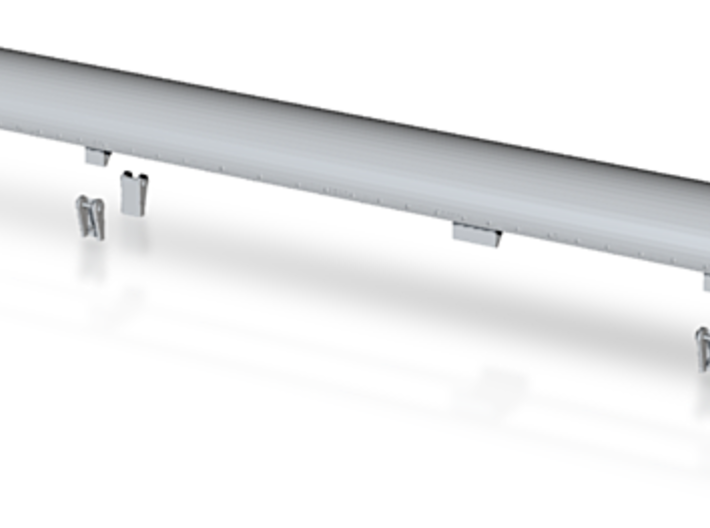 Flotteur Avant EC X1 3d printed