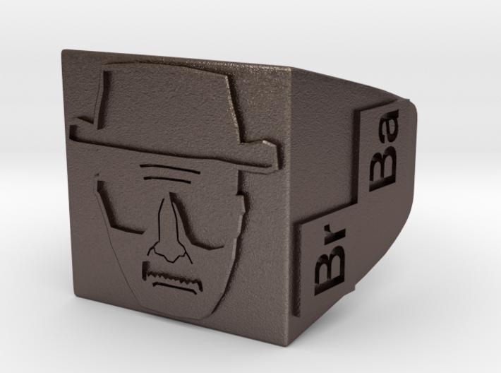 Heisenberg ring size 11 3d printed
