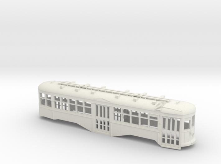 S Scale BQ&T 8000-Series Peter Witt BODY 3d printed